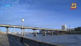 В столице республики продолжается  реконструкция Московского моста.