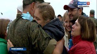 Новосибирские военные медики вернулись из командировки в Сирию