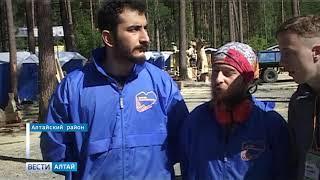 Сегодня объявят победителей международного фестиваля деревянной скульптуры «Алтай. Притяжение»