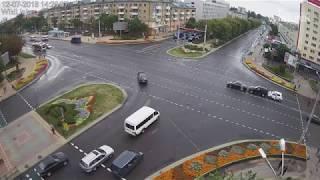 Бульвар-Машерова. ДТП. Брест. 12.07.2018