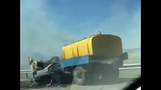 На Ставрополье в ДТП с молоковозом погибли трое