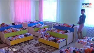 Капитальный ремонт в Усть-Канской школе под особым вниманием главы РА