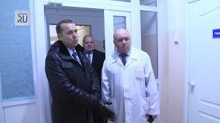 Принимают быстро? Шумков пообщался с каргапольскими пациентами.