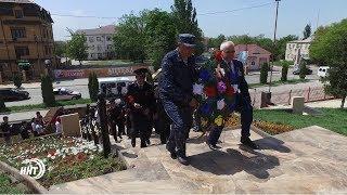 От Кизляра до Каспийска, автопробег «Вахта памяти»