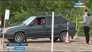 Ученики профучилищ Марий Эл выясняли кто лучший «Водитель автомобиля» - Вести Марий Эл