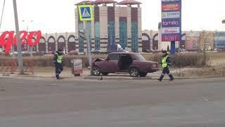 Сводка происшествий на дорогах