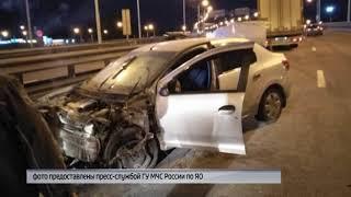 В регионе произошли две аварии, есть пострадавшие