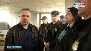 Долгострой вне закона: В Перми сносят торговый центр на ул. Попова