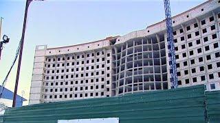 В нижневартовской ОКБ завершают строить вторую очередь