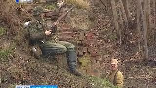 Росгвардия и ГТРК «Калининград» реконструируют памятный знак у форта № 5