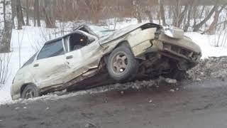 ДТП в Ярославской области: есть пострадавшие