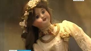 Красноярка собрала коллекцию антикварных кукол со всех уголков планеты