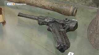 Выставка оружия времен Второй мировой войны открылась в Музее им. М. Т. Калашникова в Ижевске