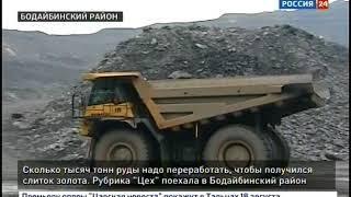 «Золотые рекорды» Бодайбинского района