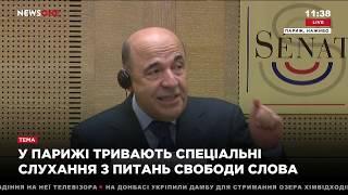 Рабинович: сегодня люди с фашистской символикой и фашистскими флагами находятся у власти 05.11.18
