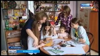 Воспитанники центра помощи детям, оставшимся без попечения родителей, создали свой мультфильм