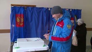 В Башкирии явка избирателей на выборах президента России на 20:00 составила 70%