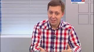 «Вести. Интервью» с Иваном Глинчиковым (04.12.2018)(ГТРК Вятка)