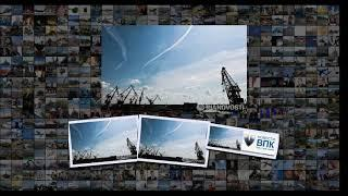 В Петербурге Медведев осмотрел один из строящихся атомных ледоколов