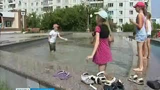 Первые июньские дни в Красноярске будут по-настоящему летние