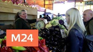 """""""Москва сегодня"""": как развивается сельхозпродукция в столице - Москва 24"""