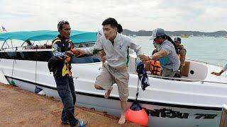 Жертвами крушения катера в Таиланде могут стать 60 человек…