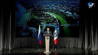 Послание губернатора Новгородской области Андрея Никитина 28.11.2018 г.