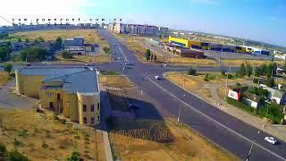 ДТП (авария г. Волжский) ул. Карбышева ул. Александрова 09-07-2018 06-50