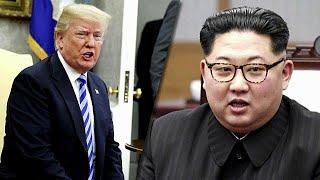 США-КНДР: о разных способах давления