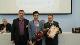 Студент НВГУ стал лауреатом премии имени Александра Дунина-Горкавича