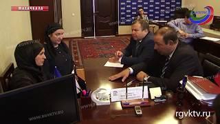 Вице-спикер НС Елена Ельникова провела прием граждан