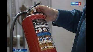 Накануне Пасхи церкви и храмы Дона на предмет пожароопасности проверили спасатели