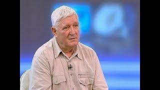 Руководитель сельского музея Владимир Камышников: 700 га пшеницы спрятали в поле, хранили их 172 дня