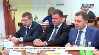 Владимир Волков потребовал от Правительства максимального участия в национальных проектах