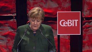 В Германии закрывается выставка CeBIT