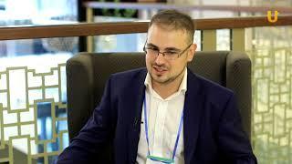 Уфимский инновационный форум. Интервью с Анвером Бикчентаевым