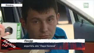 На улице Голубятникова полицейские задержали нетрезвого водителя - ТНВ