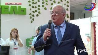 В Махачкале открылась выставка «Строительство, архитектура, инновации – 2018»