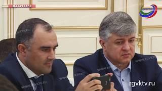 Владимир Васильев встретился с победителями кадрового резерва