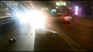 Водитель «Тойоты» насмерть сбил пешехода в Ленинском районе