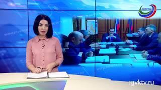 Премьер Дагестана встретился с врио Миннаца республики