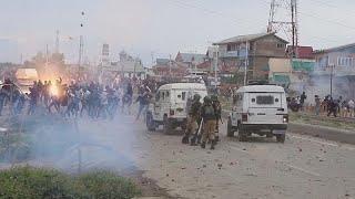 Столкновения в Кашимире