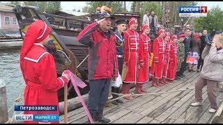 Онежское озеро позади! Козьмодемьянские юнги держат путь домой
