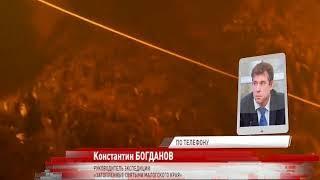 Рыбинские водолазы нашли вход в винный погреб Мусиных-Пушкиных