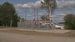 В Бисерти открыли гидроузел после капитального ремонта