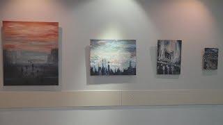 UTV. В Уфе открылась выставка 'Философия урбанистического безвремения'