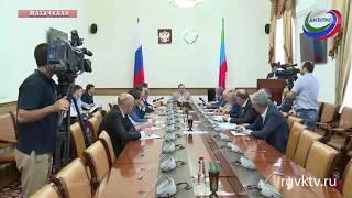 Вопрос развития горных районов обсудили на совещании у премьера Дагестана