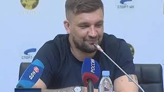 Баста на «Ростов Арене»: «Этот концерт - мечта маленького мальчика»