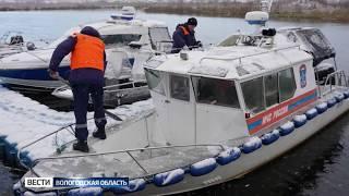Останки старинного судна выбросило на берег Онежского озера в Вытегорском районе