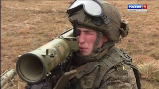 Военные химики на полигоне под Костромой провели масштабные практические занятия по стрельбе